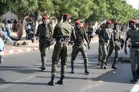 Deux congrès opposés, Dakar déploie la sécurité des grands jours