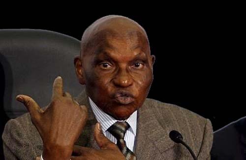 Abdoulaye Wade après les incidents de Baobab: «Je ne gagne rien dans la violence, elle me dessert.»