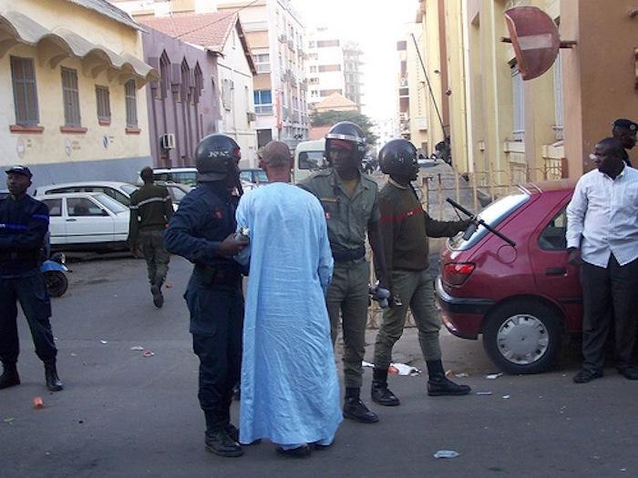 Dernière minute: les nervis arrêtés viennent d'être libérés
