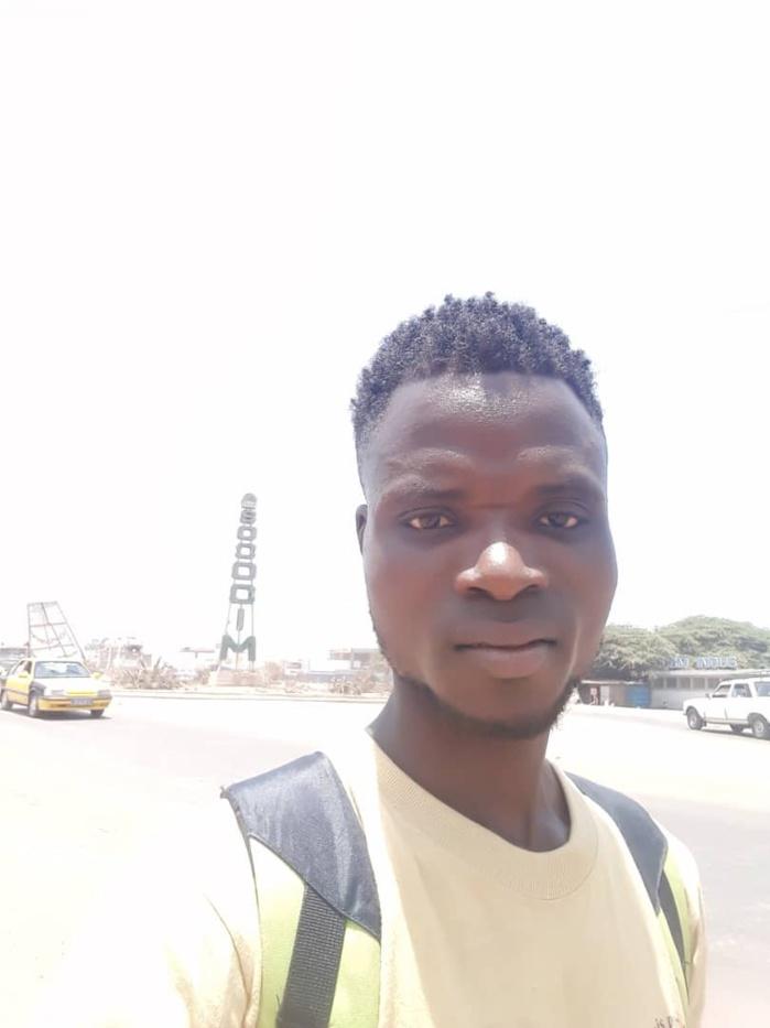 Marcher de Tamba à Dakar : Aboubacar Kouyaté a relevé le défi, mais il lui reste à réaliser son rêve.