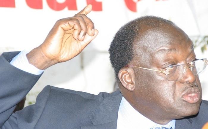 Moustapha Niasse: «La candidature de Wade ne sera pas validée par le Conseil constitutionnel.»