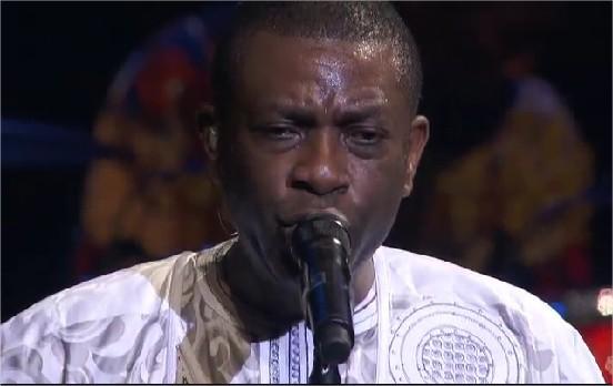 """Youssou Ndour: """"Les Sénégalais ne veulent plus être trompés. Il est hors de question qu'on viole notre Constitution.»"""