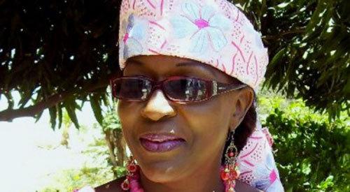 """Amsatou Sow Sidibé: """"Abdoulaye Wade n'a pas le sens de la répartie."""""""