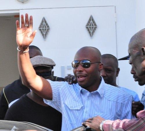 Réaction de Barthélemy Dias à son arrivée au commissariat central (AUDIO)