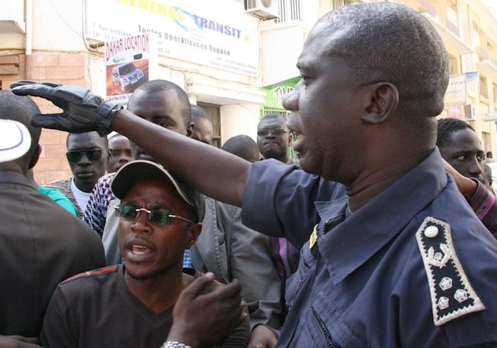 Abdou Mbow entendu pendant moins de 10 mn par Arona Sy