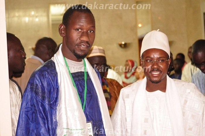 Serigne Basse Abdou Khadre au colloque international sur le soufisme