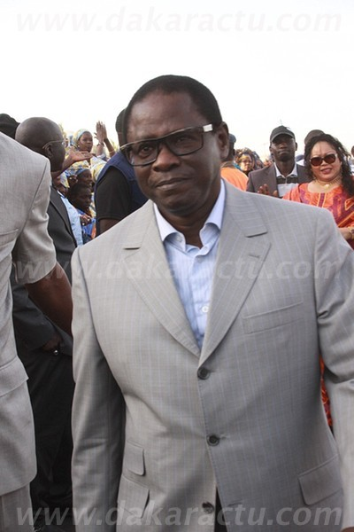Pape Diop, président du Sénat: «Je n'ai pas d'opposition ni à Idrissa Seck ni à Macky Sall.»