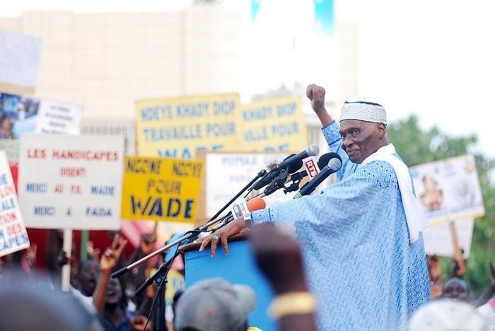 """""""Wade extrêmement décidé à aller aux élections"""" (Pape Diop)"""