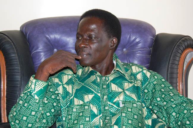 """Ibrahima Fall: """"Les événements de la mairie de Mermoz/Sacré Cœur sont une preuve de plus de l'absence d'un Etat de droit  au Sénégal."""""""