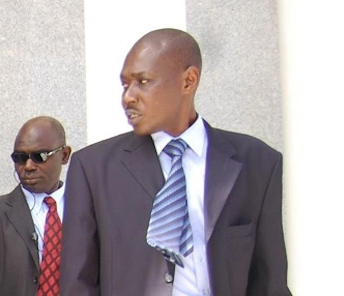 Baye Moussé Ba dit Bro au cœur de l'agression de la mairie de Sacré-coeur - Mermoz.