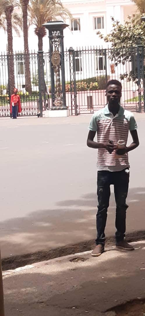 Marcher de Tamba à Dakar : Aboubacar Kouyaté n'a pu réaliser son rêve de rencontrer le chef de l'État.