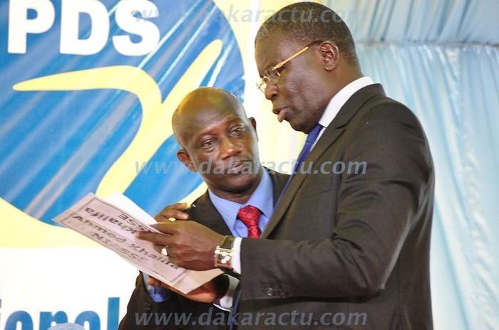 Une minute de silence en la mémoire de Ndiaga Diop: Babacar Gaye tente de se justifier.