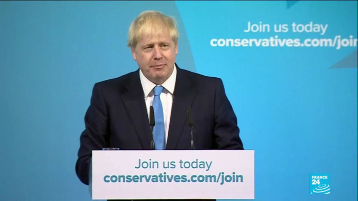 Royaume-Uni : Le trublion Boris Johnson prend la succession de Theresa May