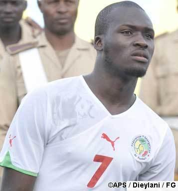 Moussa Sow élu ballon d'or sénégalais 2011