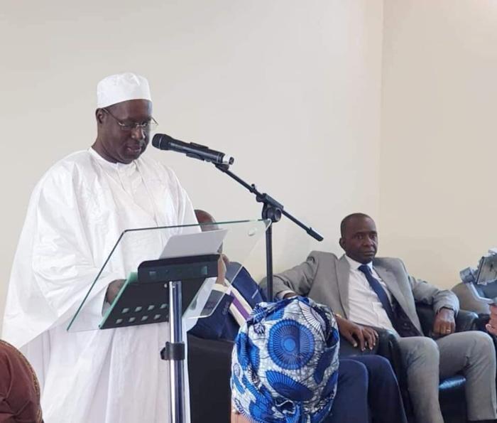 Passation de service : Abdoul Ly installé comme DG de l'ARTP