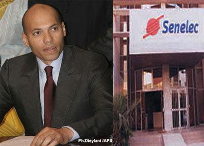 """Karim Wade: """"Je ne serais pas ministre de l'Energie si mes prédécesseurs avaient réussi"""""""
