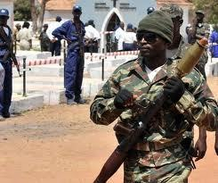 Guinée Bissau: Tentative de coup d'Etat déjoué, des officiers arrêtés