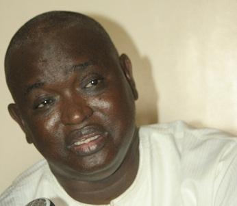 Abdou Latif Coulibaly, candidat à la présidentielle: «J'ai choisi d'être dans le bord de l'opposition et pour le progrès démocratique.»