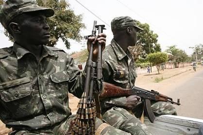 Un commandant de police suspecté de mutinerie abattu en Guinée-Bissau
