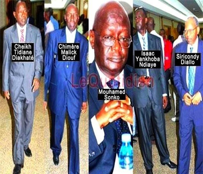 Alerte: Deux juges du Conseil constitutionnel sont susceptibles de démissionner