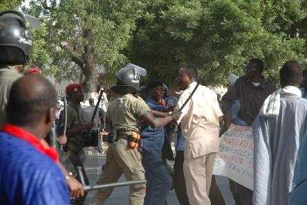 Pape Birahim Ndiaye, magistrat: «Le Sénégal n'est pas loin d'une anarchie.»
