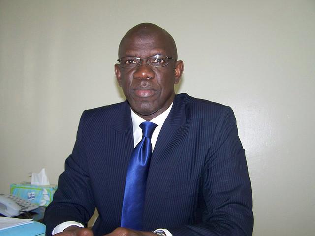 Me Mame Adama Guèye: «Barthélémy Dias est victime d'une manipulation dans l'objectif de le neutraliser.»