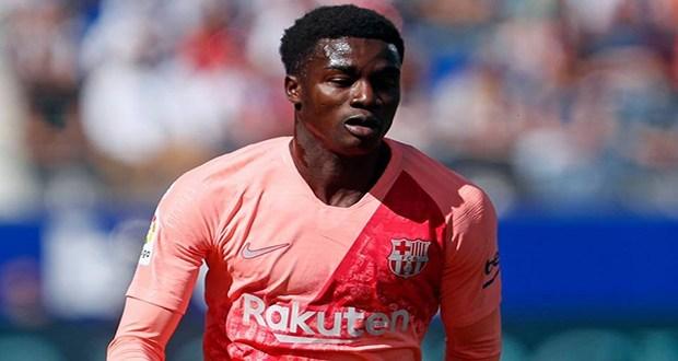FC Barcelone : Moussa Wagué, pourrait intégrer l'équipe A ou partir en prêt, selon Valverde