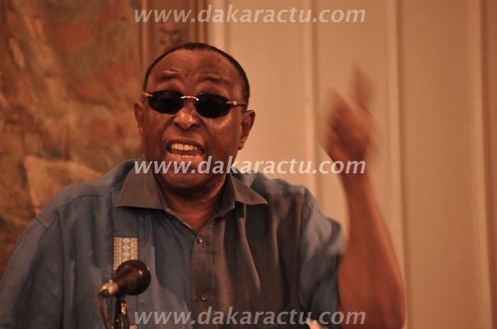 Jean-Paul Dias après l'inculpation de Barthélémy Dias: «Le Ps doit se lever et combattre.»