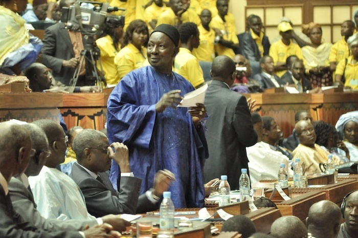 """Cheikh Siby, l'un des agents recruteurs des nervis: """"C'est Abdoulaye Faye, administrateur du PDS, qui a mis à notre disposition des pick-up."""""""