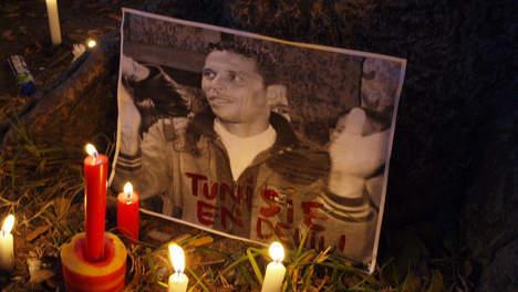 Le jeune tunisien Mohamed Bouazizi, nommé personnalité de l'année par le journal TIMES