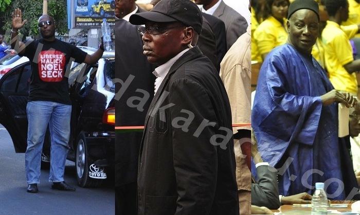 Barthélémy Dias en prison, Bro et Abdoulaye Faye libres... Le triomphe de la justice des forts.
