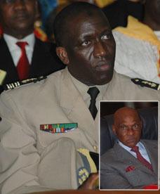 Abdoulaye Wade a élevé Bara Cissokho, son aide de camp, à la dignité de général