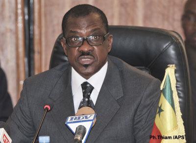 """Affaire Barthélémy Dias: ''L'Etat du Sénégal n'a reçu aucune mise en garde venant de l'extérieur"""" (Madické Niang)"""