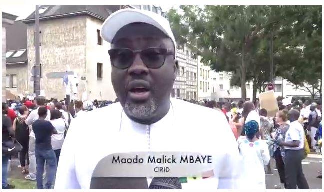 Meurtre de Mamadou Barry : Le Représentant du CIRID en Afrique de l'Ouest et du Centre demande un accompagnement psychologique autour de la famille