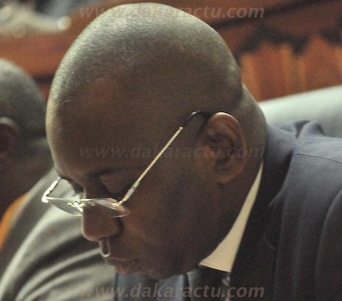 Dernière minute: Moustapha Guirassy envisage de quitter le PDS
