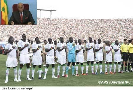 Abdoulaye Wade souhaite l'éclosion de nouveaux sportifs