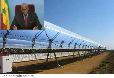 """Le président Wade annonce une """"montée en puissance"""" du Plan Takkal en 2012"""