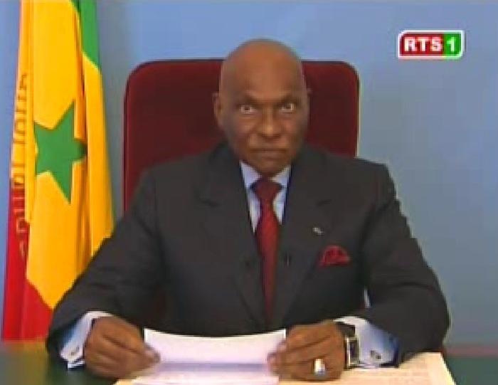 Commentaire de l'adresse à la nation d'Abdoulaye Wade (Par Cheikh Yérim Seck)