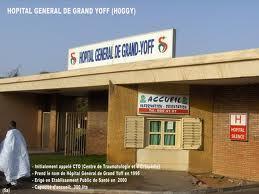 Les travailleurs de l'Hôpital général de Grand-Yoff  décidés à se faire entendre