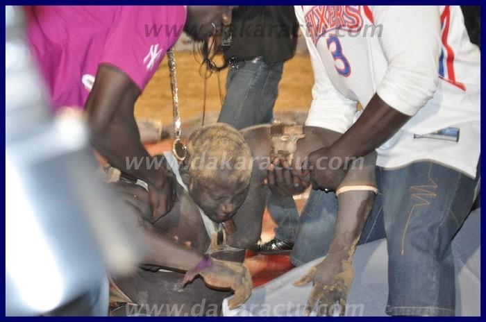 Baye Mandione après sa défaite (PHOTOS)