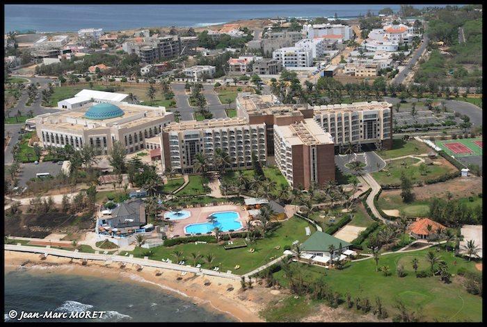 Qui a racheté le Méridien Président et qui va posséder les deux autres hôtels annoncés ?