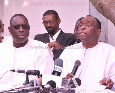 Macky Sall et Jean-Paul Dias signent un accord politique cet après-midi