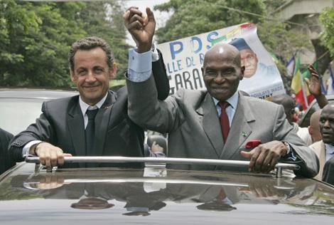 Élection présidentielle 2012, au Sénégal : Wade, Sarkozy et les autres