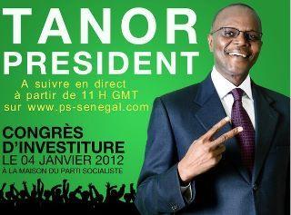 """Dernière minute: Sabotage des affiches d'Ousmane Tanor Dieng dans tout Dakar: Abdoulaye Vilane accuse """"Ousmane Ngom et les nervis libéraux""""."""