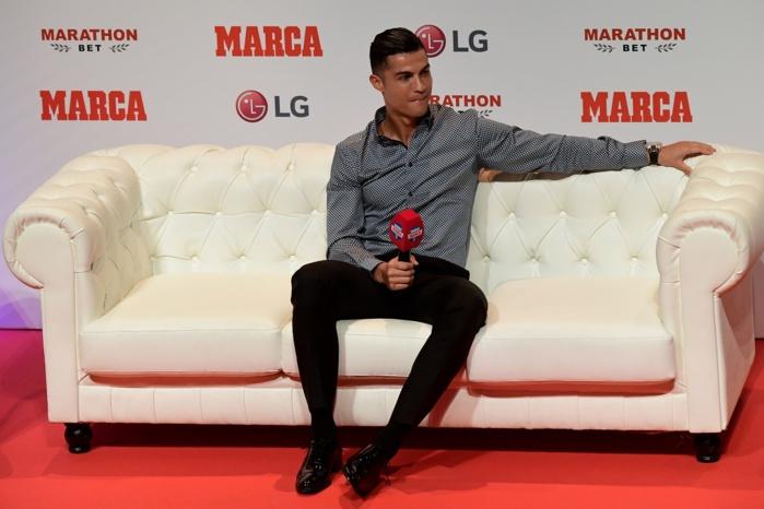Cristiano Ronaldo : « La Juve gagnera la ligue des champions… »