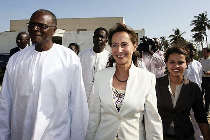 Le lendemain de son investiture, Tanor va recevoir la visite de Ségolène Royal et de diplomates français