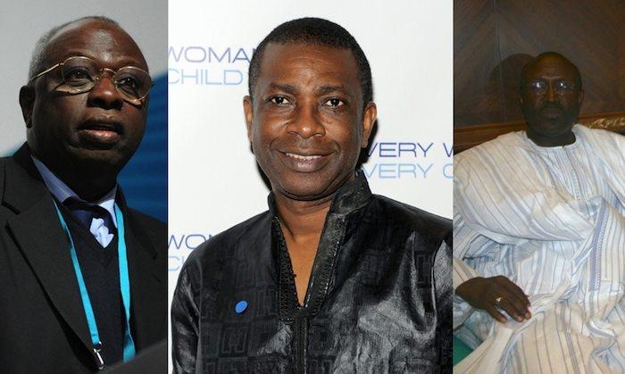 Quels sont les soutiens de Youssou Ndour ? Quels sont ceux qu'il recherche encore ?