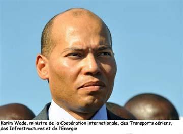 Thiès: Karim Wade humilié, privé de parole, hué par les libéraux