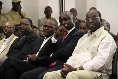 Rivalité à distance entre Idrissa Seck, Ousmane Tanor Dieng et Moustapha Niasse en ce 4 janvier