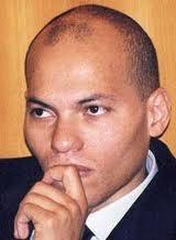 Karim Wade hué par les jeunes de l'Ujtl de Thiès